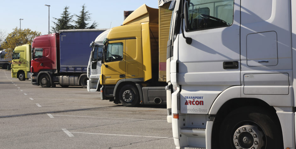 Bumbaca Gorizia 15.11.2016 Auoporto e Sdag, camion © Fotografia di Pierluigi Bumbaca