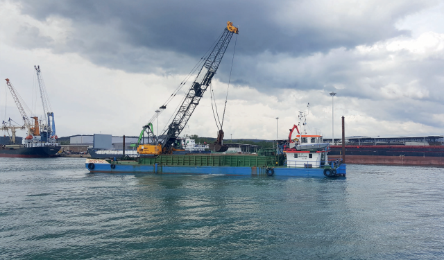 Porto di Monfalcone: avviate le attività di dragaggio