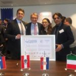 """Cciaa della Nuova Alpe Adria: siglata la collaborazione con la """"Dichiarazione di Graz"""""""