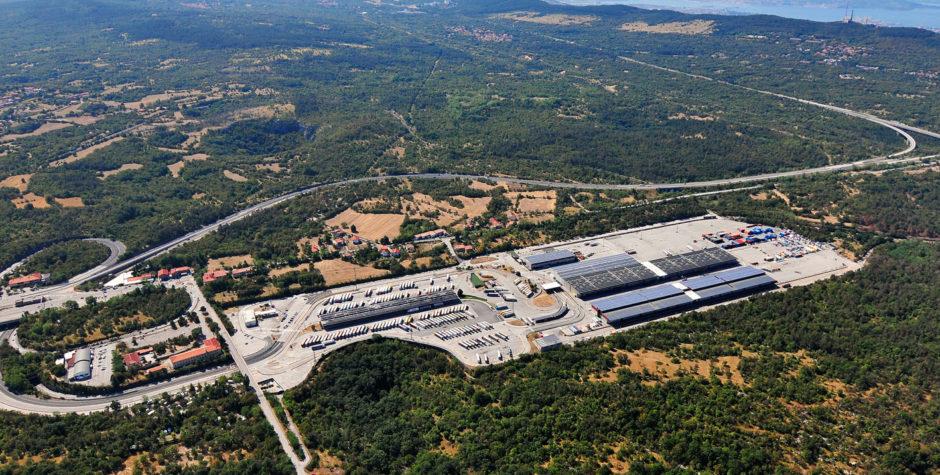 Interporto di Trieste, sempre più protagonista della logistica Fvg