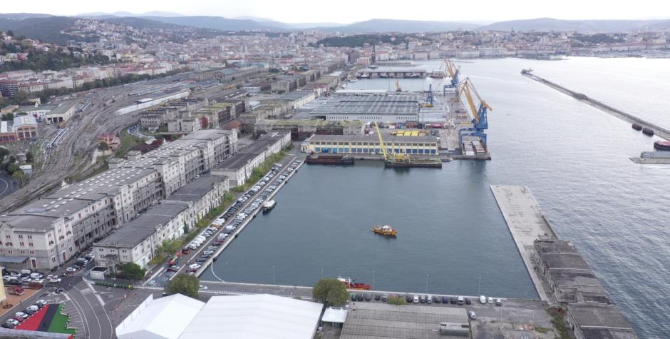 """""""Trieste Città-Porto: 300 anni di Porto Franco"""""""