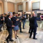 Mostra della Polizia di Stato nell'atrio camerale fino al 29 settembre