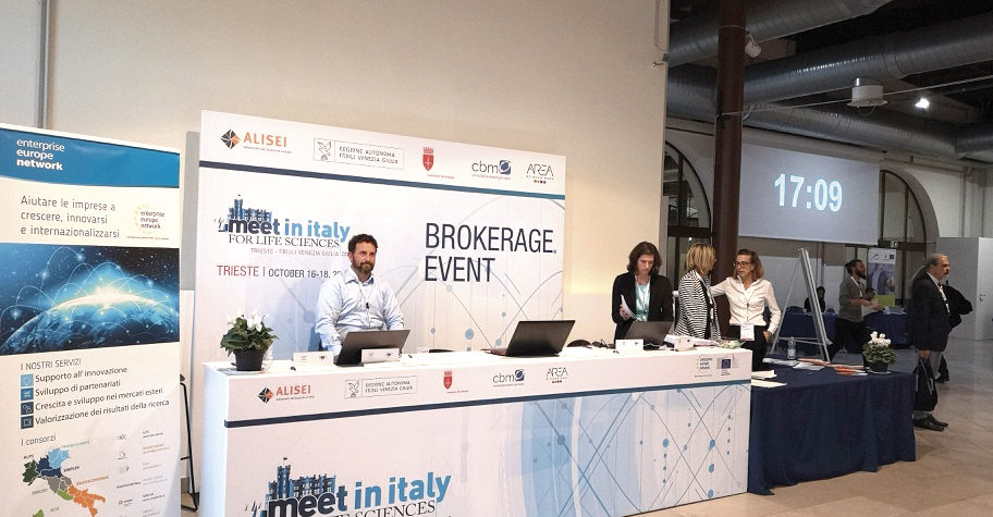 Quest'anno Euro BioHighTech sbarca a Meet in Italy for Life Sciences 2019