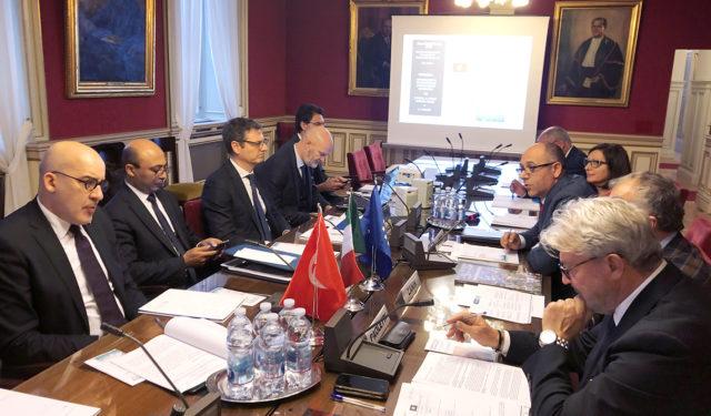 Venezia Giulia-Tunisia: economia del mare  e formazione avanzata settori in cui collaborare