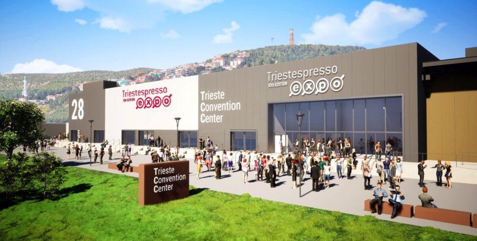 Triestespresso Expo sbarca nel Trieste Convention Center