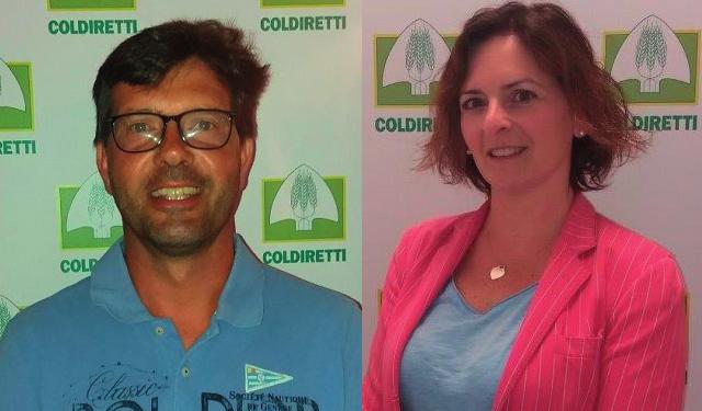 Muzina: «Solidarietà con Spesa amica» | Bortoluzzi: «Promozione con #mangiaitaliano»