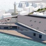 Presentato il progetto del Parco del Mare di Trieste