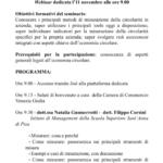 Strumenti e metodi di misurazione dell'Economia Circolare: webinar dedicata l'11 novembre alle ore 9.00