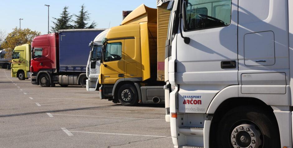 Auoporto e Sdag, camion