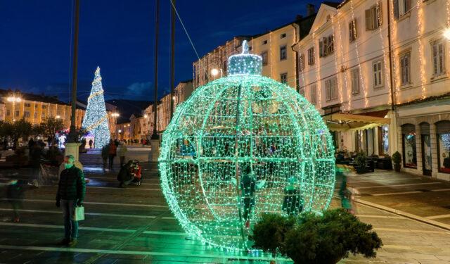 Luminarie Gorizia