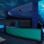 «Un'esperienza unica dentro e fuori l'acquario in un contesto urbano rigenerato»